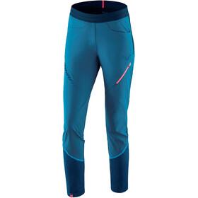 Dynafit Transalper Hybrid Pants Women mykonos blue
